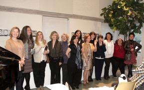 """Presentación de """"Mujeres en la Historia"""". Madrid, 15 de abril del 2016."""