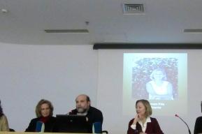Presentación en Biblioteca Regional de Murcia