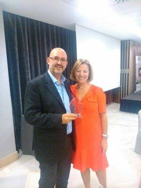 Con el escritor Antonio Marchal. Canal Literatura.
